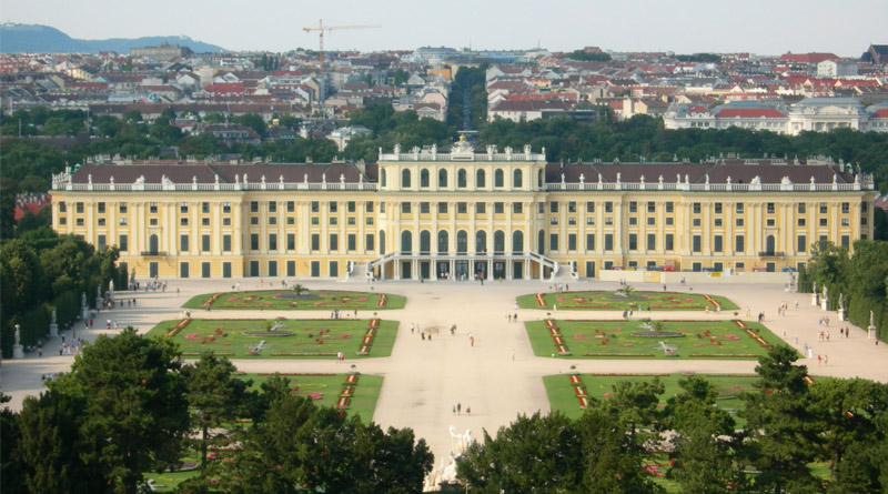 Vienna, dialects, and the not quite blue Danube.