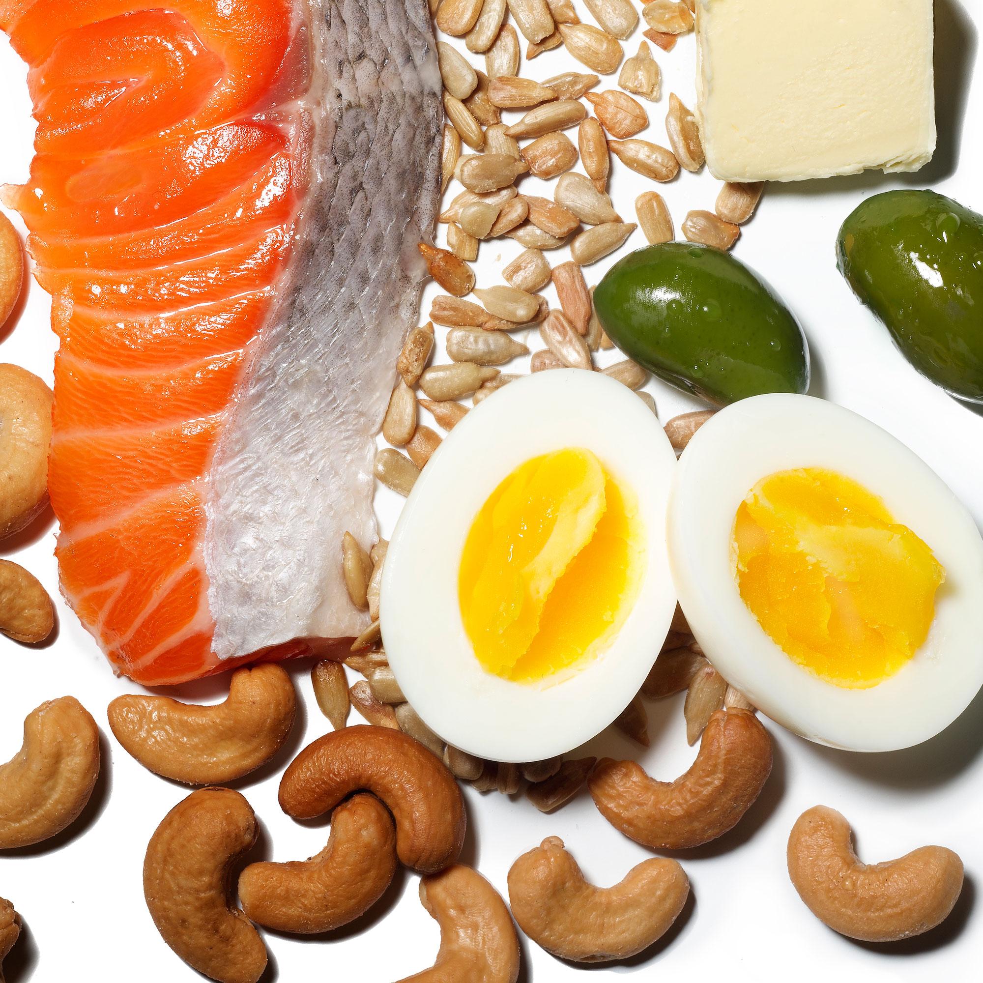 High Triglyceride Fast Foods