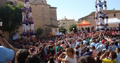 Local and regional culture in Spain (LingoMap)