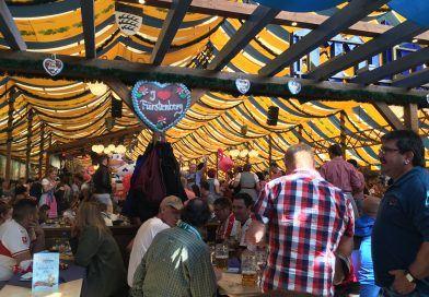 A day at Bad Cannstatt Volksfest
