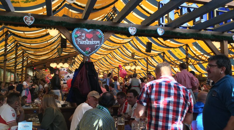 (English) A day at Bad Cannstatt Volksfest