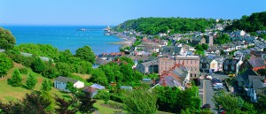 Another place to find independent businesses and shops are along Mumbles!