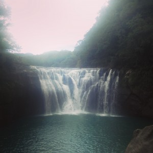 Asia's Niagara Falls
